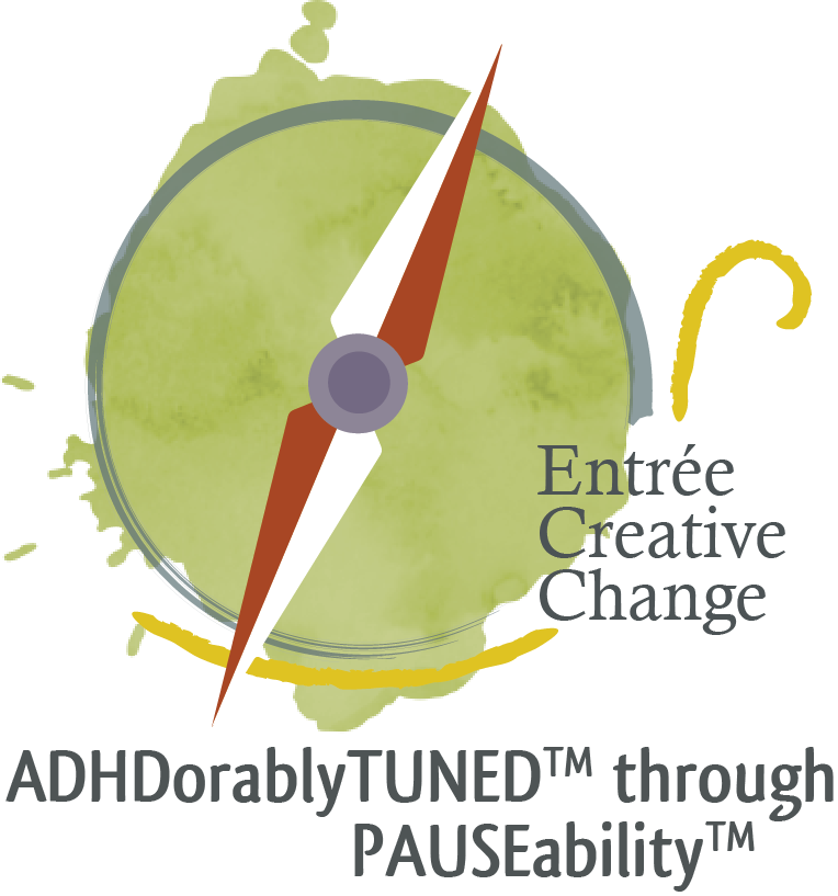 Entree Creative Change Logo