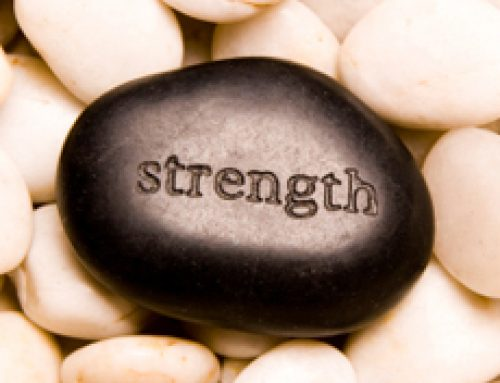 Changing perspective to YOUR STRENGTHS